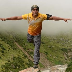 Jay Sharma Travel Blogger