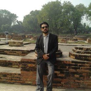 Luxman Radhakrishnan Travel Blogger