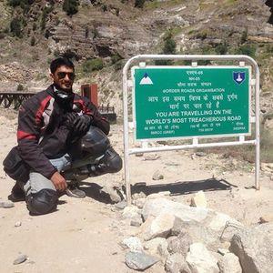 Kush Mehta Travel Blogger