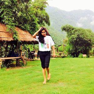 Debatri Jash Chatterjee Travel Blogger