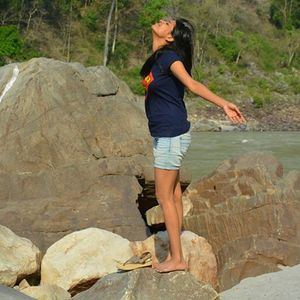 Khushboo Nirwan Travel Blogger