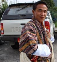 Phub Dorji Travel Blogger
