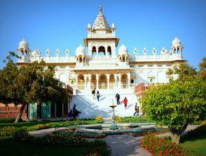 The magnificent Jodhpur