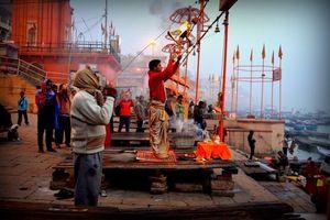 Banaras is where my heart is