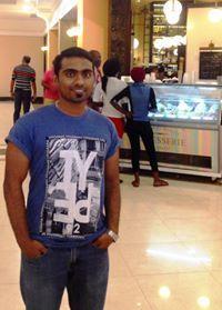 Roji Abraham Travel Blogger