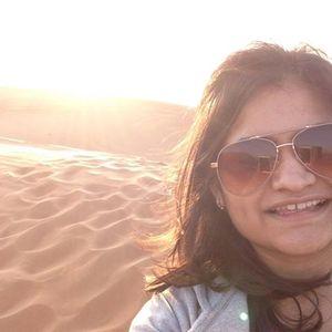 Sarba Basu Travel Blogger