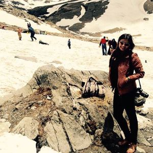 Kritika Sharma Travel Blogger