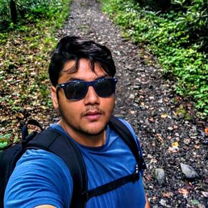 Shubham Saurav Travel Blogger