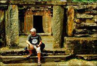 Deeptangan Pant Travel Blogger