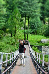 Pradipto Mitra Travel Blogger