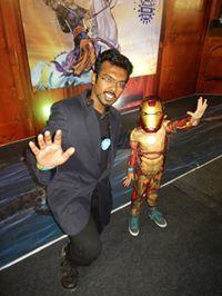 Pranav Rao Travel Blogger