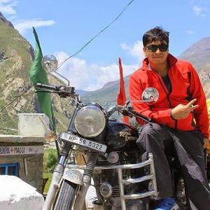 Mayank Bhutoria Travel Blogger