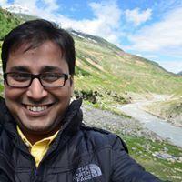 Sumit Chokhani Travel Blogger