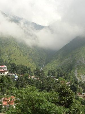 Trip to Mcleodganj and trek to triund and ilaka.