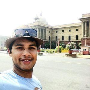 Sourav Satpathy Travel Blogger