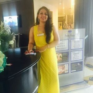 Arohi Sameer Travel Blogger