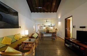 Spacious Two Bedroom Villa in Candolim Goa