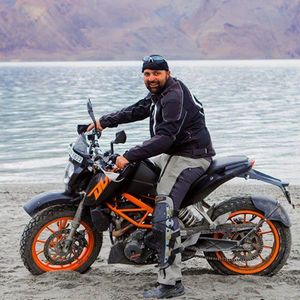 Kapil R Singh Travel Blogger