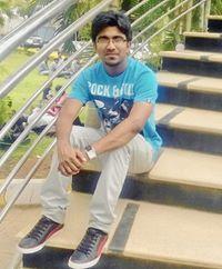 Shreeraj Kurup Travel Blogger