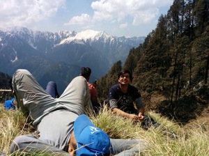 The Great Himalyan National Park - Tirthan Valley