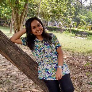 Tithi Basu Travel Blogger