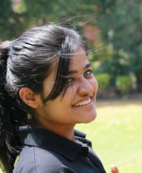 Priyali Prakash Travel Blogger