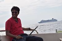 Shreesh Shauraya Travel Blogger