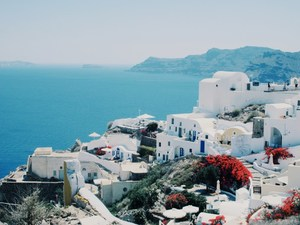Santorini Through My Lens