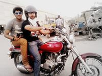 Chanmeet Arora Travel Blogger