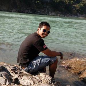 Raju Gogoi Travel Blogger