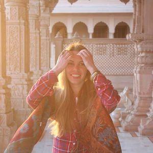 Julia Gerasimova Travel Blogger