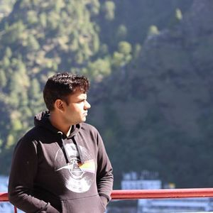 Harsh Tiwari Travel Blogger
