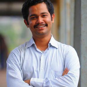 Vikrant Shenoy Travel Blogger