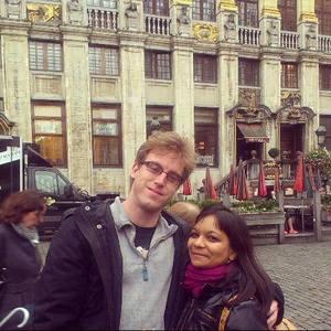 Radhika Henriquetta Krishna Travel Blogger