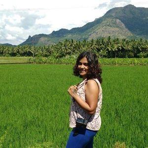 Vijaya Nair Travel Blogger