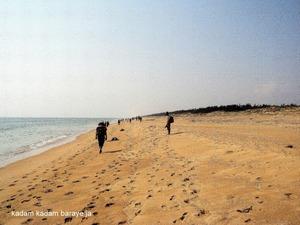 Coastal Trek – Puri to Brahmpur 2013