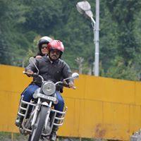 Mayoor Purohit Travel Blogger
