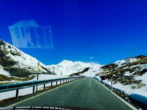 A day out at the Italian-Swiss Border