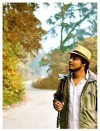 Himanshu Sharma Travel Blogger