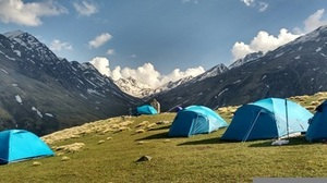 Trek in Himalayas - Rupin Pass