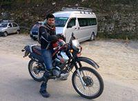 Kaushik Venkat Travel Blogger