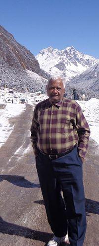 Shashindra Kumar Travel Blogger