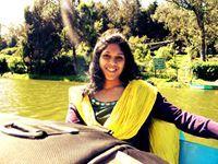 Pooja Raju Travel Blogger