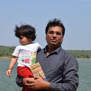 Vijay Kumar Sharma Travel Blogger