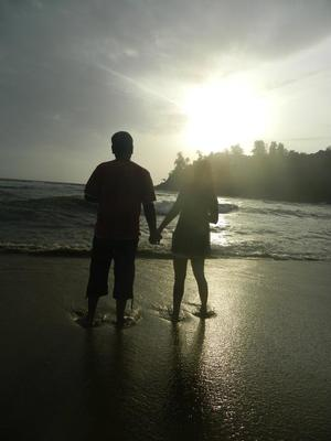 The Belated Goan Honeymoon
