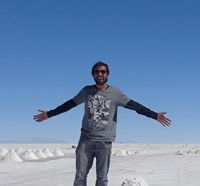 Anuj Arora Travel Blogger