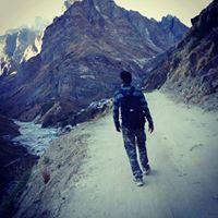 Vikash Chaudhary Travel Blogger