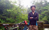 Rudresh Veerappaji Travel Blogger
