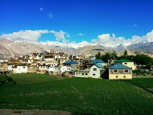 backpacking in spiti-lahaul valley