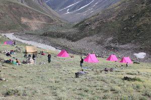 Lamkhaga Pass  Expedition - 2014